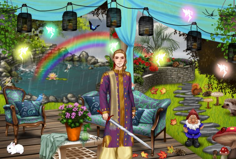 jogo gnomo de jardim : jogo gnomo de jardim:Forum- Princesa Pop, jogo de moda! Jogo de meninas e jogo para meninas